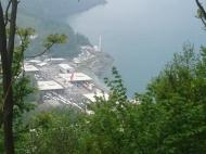Участок с видом на море в Сарпи,Грузия. Фото 2