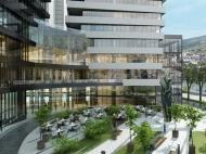 Первоклассный многофункциональный комплекс Axis Towers в центре Тбилиси. 41 этажный бизнес-центр Axis Towers в центре Тбилиси, Грузия. Фото 7