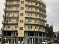 New building in Mahindzhauri. 7-storey building in a prestigious district Makhindjauri, on the D.Agmashenebeli Street. Buy an apartment in new building by the sea in Makhinjauri, Georgia. Photo 1