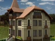 იყიდება კერძო სახლი  საკურორტო რაიონში ზღვასთან.  ბათუმი.  აჭარა. საქართველო ფოტო 6
