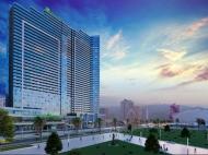 """""""Blue Sky Tower Batumi"""" - новый жилой комплекс у моря в Батуми. Комфортабельные апартаменты в ЖК гостиничного типа на Новом бульваре Батуми, Грузия. Фото 4"""