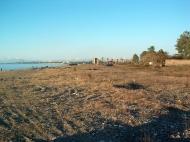 Земельный участок на пляже Черного моря в Кобулети. Участок на пляже Черного моря в Кобулети, Грузия. Фото 6