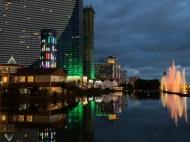 """Элитный комплекс гостиничного типа """"ORBI CITY"""" на берегу моря в Батуми. 45-этажный элитный комплекс у моря на ул.Ш.Химшиашвили в центре Батуми, Грузия. Фото 9"""
