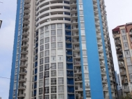 Новостройка в Батуми. 23-этажный дом у моря в Батуми на ул.Инасаридзе, угол ул.Кобаладзе. Фото 1