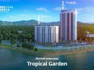 """""""Tropical Garden"""" - жилой комплекс на берегу Черного моря. Зеленый мыс, Ботанический сад, Грузия. Апартаменты в ЖК """"Tropical Garden"""" на Черноморском побережье Грузии. Фото 1"""