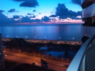 вечерний вид с балкона Фото 1