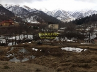 Участок в Бакуриани.Горнолыжный курорт Грузии. Фото 2