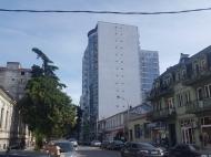 18-этажный дом в престижном районе Батуми на ул.Тавдадебули, угол ул.Пушкина. Купить квартиры в новостройке Батуми по ценам от строителей. Фото 1