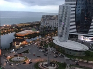 "Apartments on the Black Sea coast in a luxury Hotel & Residential Complex ""ALLIANCE PALACE BATUMI -MARRIOT"". 41-storey complex ""ALLIANCE PALACE BATUMI -MARRIOT"" on Sherif Khimshiashvili St. in Batumi, Georgia. Photo 2"