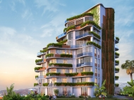 Batumi Hills - элитный жилой комплекс с панорамным видом на море в Батуми. Апартаменты с видом на море в элитном жилом комплексе Батуми, Грузия. Фото 6