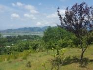 Участок с видом на море и горы в Ахалсопели. Участок в пригороде Батуми, Грузия. Фото 4