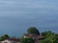 Участок с видом на море в Квариати. Купить участок с видом на море в Грузии. Фото 6