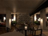 Рanorama Kvariati - новый французский апарт-отель у моря в Квариати. Апартаменты в апарт-отеле на первой линии моря в Квариати, Грузия. Фото 14