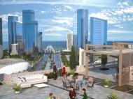 Новый жилой комплекс у моря в Батуми. Апартаменты в новом жилом комплексе на новом бульваре в Батуми, Грузия. Фото 1