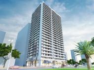 Новый жилой комплекс у моря в центре Батуми. 26-этажный комплекс у моря на ул.Лорткипанидзе в центре Батуми, Грузия. Фото 1