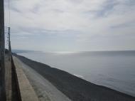 Дом на берегу Черного моря в Кобулети. Продается частный дом с видом на Черное море в Кобулети, Грузия. Фото 1