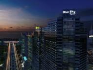 """""""Blue Sky Tower Batumi"""" - новый жилой комплекс у моря в Батуми. Комфортабельные апартаменты в ЖК гостиничного типа на Новом бульваре Батуми, Грузия. Фото 7"""