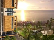 """""""Navi"""" - жилой комплекс гостиничного типа у моря в центре Гонио. Апартаменты в ЖК гостиничного типа в центре Гонио, Грузия. Фото 6"""
