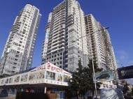 Квартиры в новостройке Батуми по ценам от застройщика. 31-этажный дом у моря в Батуми на углу ул.Т.Абусеридзе и ул.Джавахишвили. Фото 1
