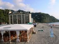 Апарт-отель Sunset Kvariati. Апартаменты у моря в ЖК гостиничного типа Sunset Kvariati, Грузия. Фото 4