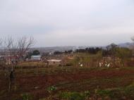 Участок с видом на море в пригороде Батуми, Ахалсопели. Участок для дачи в Ахалсопели, Грузия. Фото 1