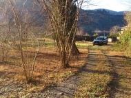 იყიდება მიწის ნაკვეთი ბუნებაში თხილნარის ჩანჩქერებთან. ბათუმი. აჭარა. საქართველო ფოტო 7