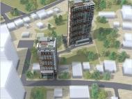 """""""Leon Towers"""" - жилой комплекс у моря в Батуми. Апартаменты в ЖК гостиничного типа у моря в Батуми, Грузия. Фото 3"""