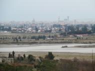 Земельный участок с видом на город Батуми. Фото 1