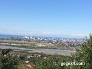 Участок в Ахалсопели, Батуми, Грузия. Вид на море. Фото 1