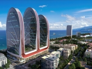"""""""Alliance Centropolis"""" - multifunctional residential complex on the Black Sea coast in Batumi, Georgia. Apartments with sea views in a new residential complex in Batumi. Photo 9"""