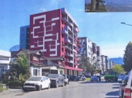 New residential building on Lermontov St. in Batumi. Apartments for sale in a new building in Batumi, Georgia. Photo 2