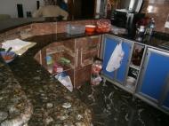 Купить квартиру в сданной новостройке с ремонтом и мебелью в центре Батуми Фото 17