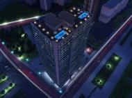 Комфортабельные апартаменты у моря в жилом комплексе Батуми. Жилой комплекс гостиничного типа на Новом бульваре в Батуми, Грузия.  Фото 6