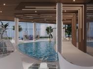 """""""BI RESIDENCE"""" - новый жилой комплекс у моря в Батуми. Апартаменты в новом жилом комплексе на новом бульваре в Батуми, Грузия. Фото 5"""