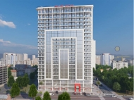 """""""Galileo Batumi"""" - new residential complex by the sea in Batumi. Apartments with sea views in a new residential complex in Batumi, Georgia. Photo 2"""