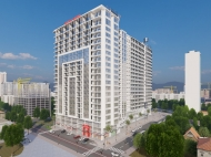 """""""Galileo Batumi"""" - new residential complex by the sea in Batumi. Apartments with sea views in a new residential complex in Batumi, Georgia. Photo 1"""