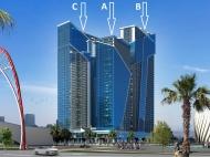 """""""Calligraphy Towers"""" - Апартаменты у моря в многофункциональном жилом комплексе на Новом бульваре в Батуми, Грузия. Фото 1"""
