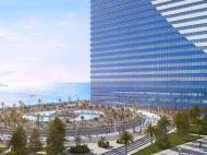 """Элитный комплекс гостиничного типа """"ORBI CITY"""" на берегу моря в Батуми. 45-этажный элитный комплекс у моря на ул.Ш.Химшиашвили в центре Батуми, Грузия. Фото 3"""