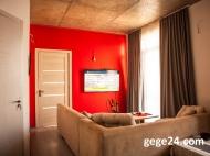 Квартира с ремонтом и мебелью в новостройке Батуми с видом на море. Фото 6