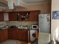 Renovated flat for sale in the centre of Batumi, Georgia. The apartment has modern renovation and furniture and fireplace. Photo 23