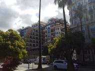 10-этажный дом у моря на проспекте Ш.Руставели, угол ул.Тавдадебули. Продажа квартир в новостройке Батуми по ценам от строителей. Фото 5