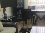 Совмещенная квартира с подвалом 72м2 в курортном районе Батуми Фото 2