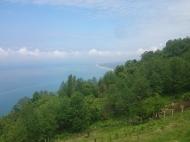 Участок с видом на море в Сарпи, Грузия. Фото 2