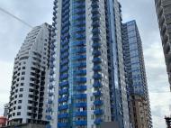 "New buildings in Batumi. ""Horizont-1"". 24-storey building near the sea in Batumi, on the Sh.Himshiashvili Street, corner of the G.Lortkipanidze Street. Photo 1"