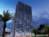 Новый жилой комплекс у моря в центре Батуми. 26-этажный комплекс у моря на ул.Лорткипанидзе в центре Батуми, Грузия. Фото 2