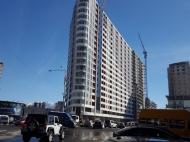 21-storey building on the corner of the T.Abuseridze St. and D.Agmashenebeli St., in a prestigious district of Batumi, near the sea. Apartments for sale in Batumi, Georgia. Photo 1