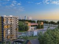 """""""Next orange-2"""" -Next Green"""" - жилой комплекс гостиничного типа на берегу Черного моря в Махинджаури. Квартиры в новостройке у моря в Махинджаури, Грузия. Фото 1"""