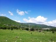Земельный участок в курортном районе Грузии, Жинвали. Фото 1