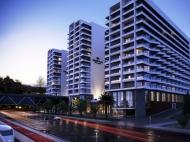 """""""Mziuri Gardens"""" - жилой комплекс гостиничного типа на берегу Черного моря в Махинджаури. Комфортабельные апартаменты в ЖК гостиничного типа на берегу Черного моря в Махинджаури, Грузия. Фото 1"""