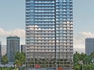 """""""NBG Beach Panorama"""" - многофункциональный жилой комплекс на Черноморском побережье в Батуми, Грузия. Апартаменты с видом на море в новом жилом комплексе в Батуми. Фото 4"""